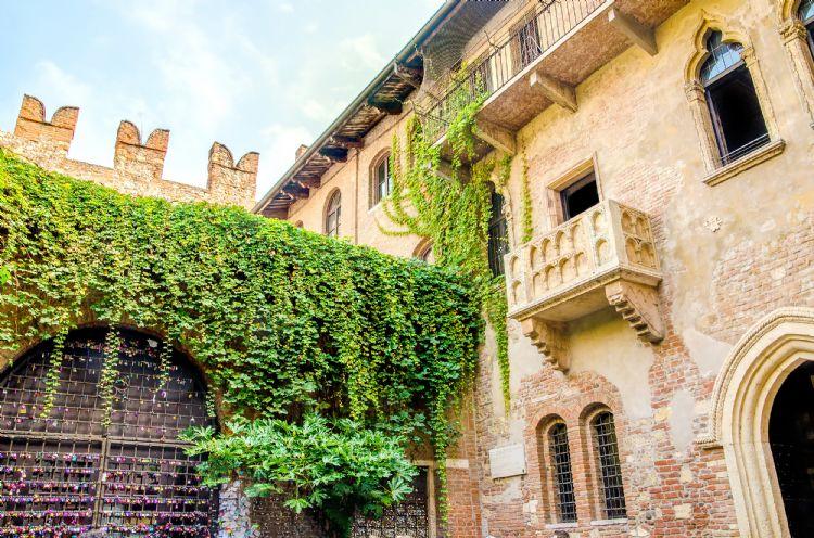 Maison de Juliette à Vérone