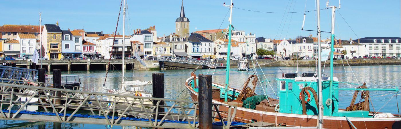 Vieux port des Sables d'Olonne