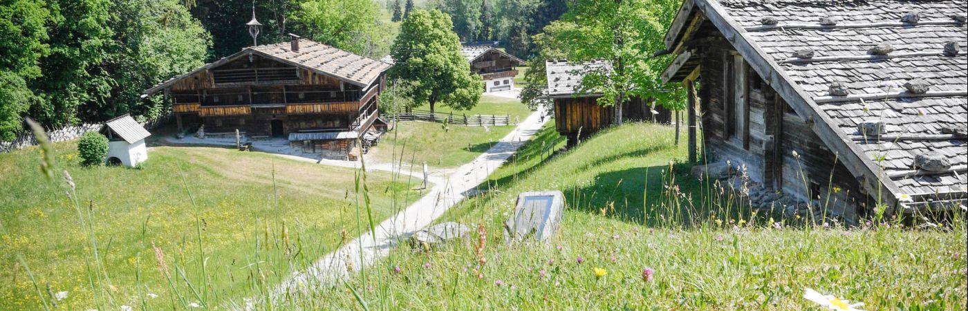 Musée des fermes du Tyrol à Kramsach