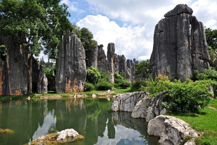 Shilin, la forêt de pierre