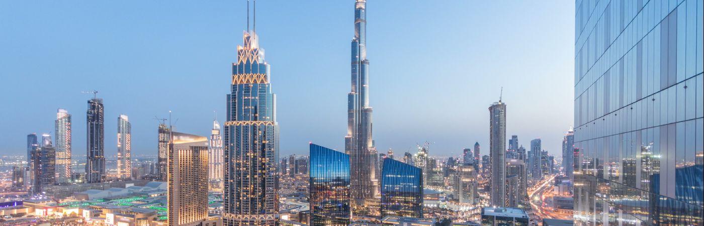 Dubai et le Burj Khalifa